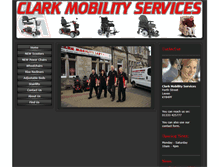 Tablet Preview of clarkmobility.co.uk